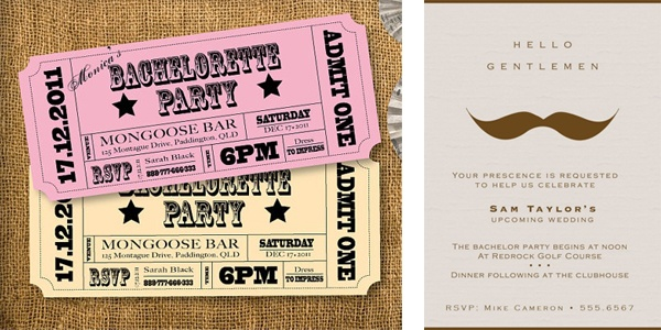 Engagement Announcement Save The Dates Wedding Invitation Creative Invitations Party