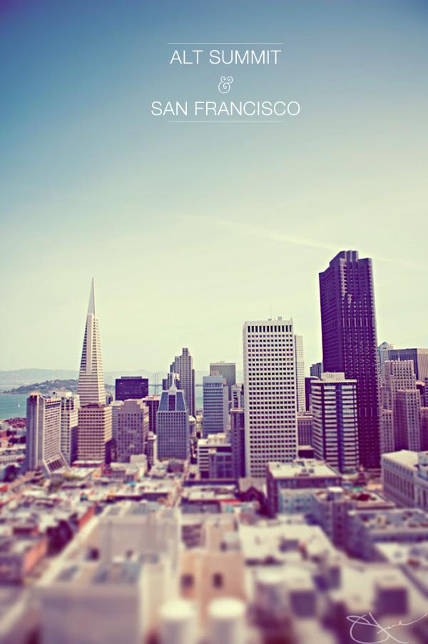 Alt Summit SF