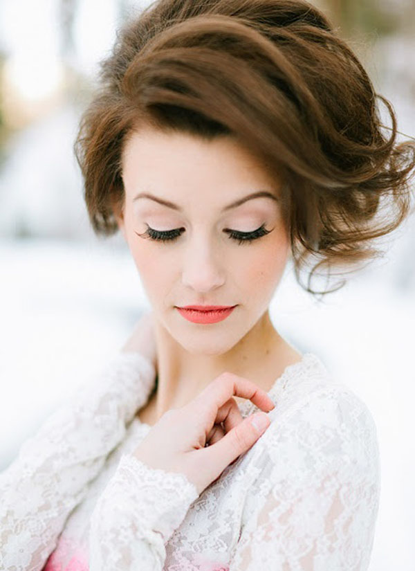 Top bridal beauty looks: Natural wedding makeup, bold wedding makeup ...