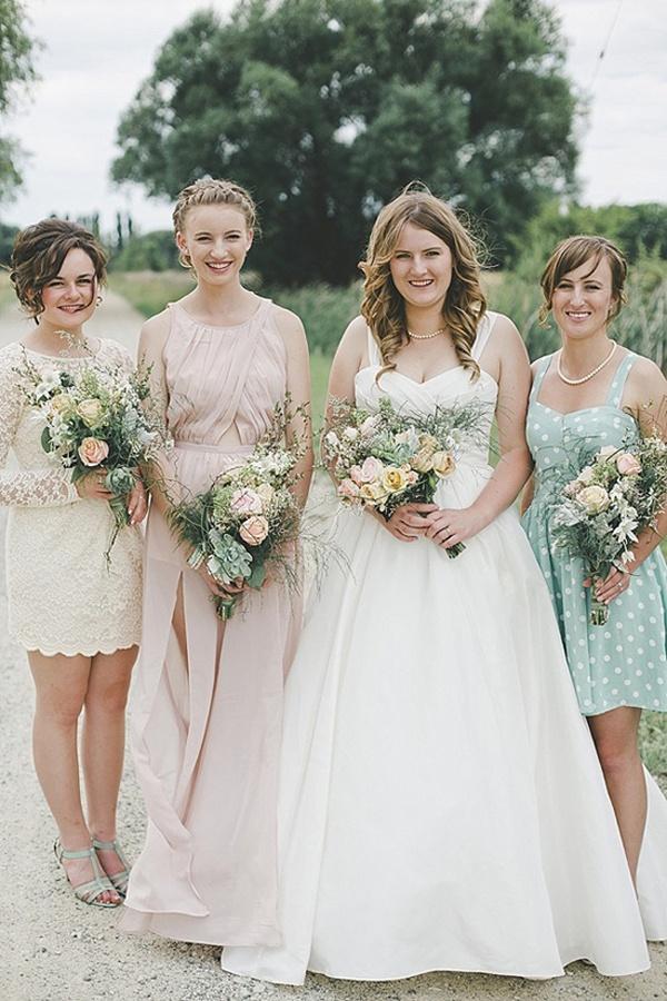 lace bridesmaids dresses 4