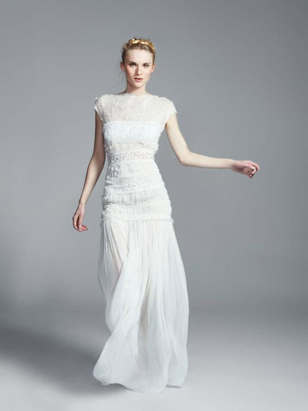 Funky Bridal Dresses