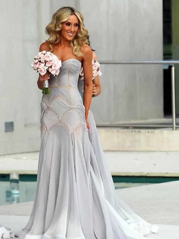 Alternative Wedding Dresses.20 Unique Wedding Dresses For The Bride Who Dares To Be
