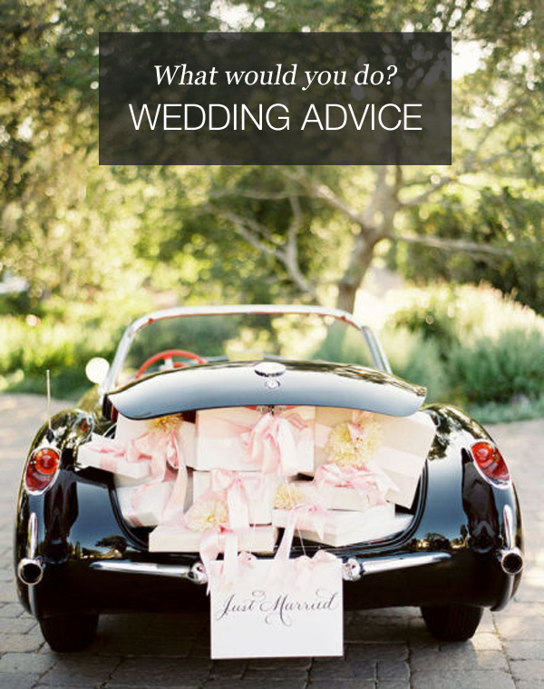 Wedding Advice Can You Ask For Money Instead Of Traditional Wedding