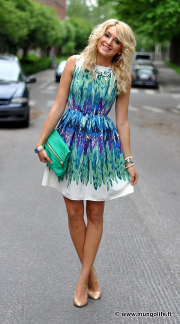 Aisle Style: The top 3 trendy looks to wear to spring 2013 weddings ...