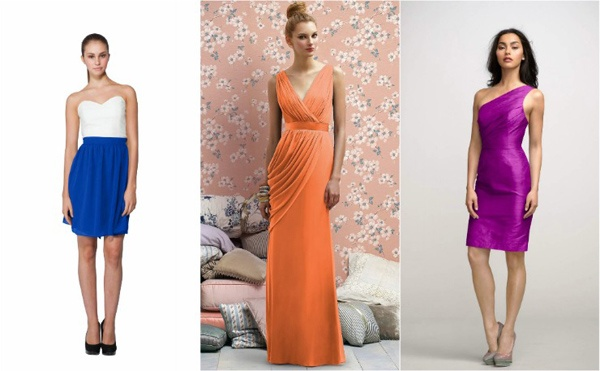 Bridesmaid Dresses For Summer Weddings Of All Styles Guest Post