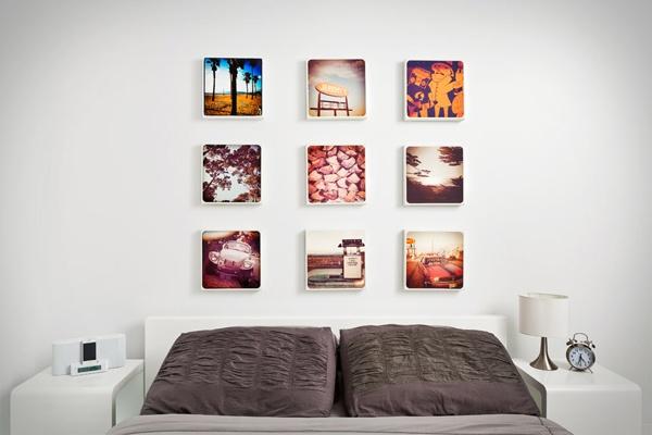 Canvaspop Photo Mosaic Wedding Print Canvas Ideas