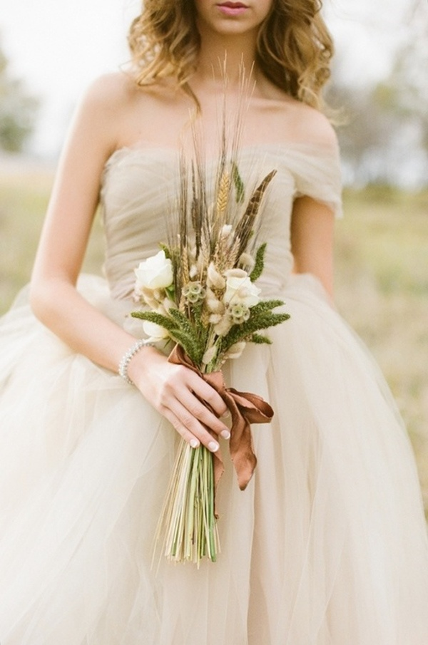 Unconventional And Affordable Bouquets For The Modern Bride