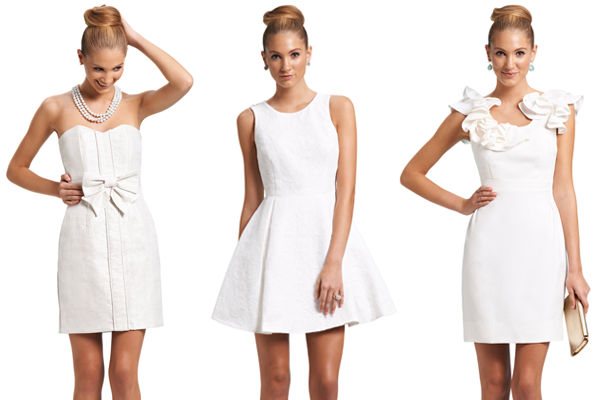 0cfe9acc158 Find the perfect Little White Dress from our friends Weddington Way ...