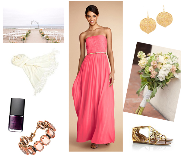 How to Style Your Bridesmaid Dress for Every Summer Wedding [Guest ...