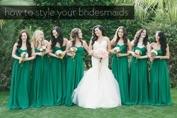 How to Style Your Bridesmaid Dress for Every Summer Wedding