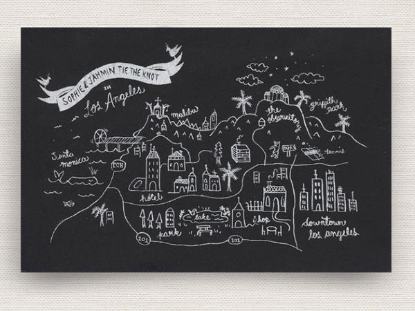 Wedding trends 2013: Chalkboard wedding decor and details ...