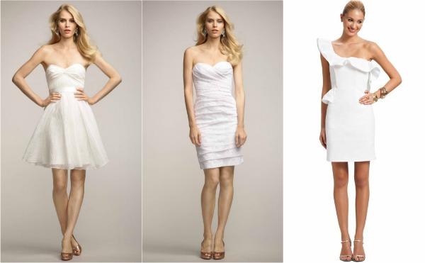 b9ecc08c81e Find the Perfect Little White Dress for your bridal celebrations! — Wedpics  Blog