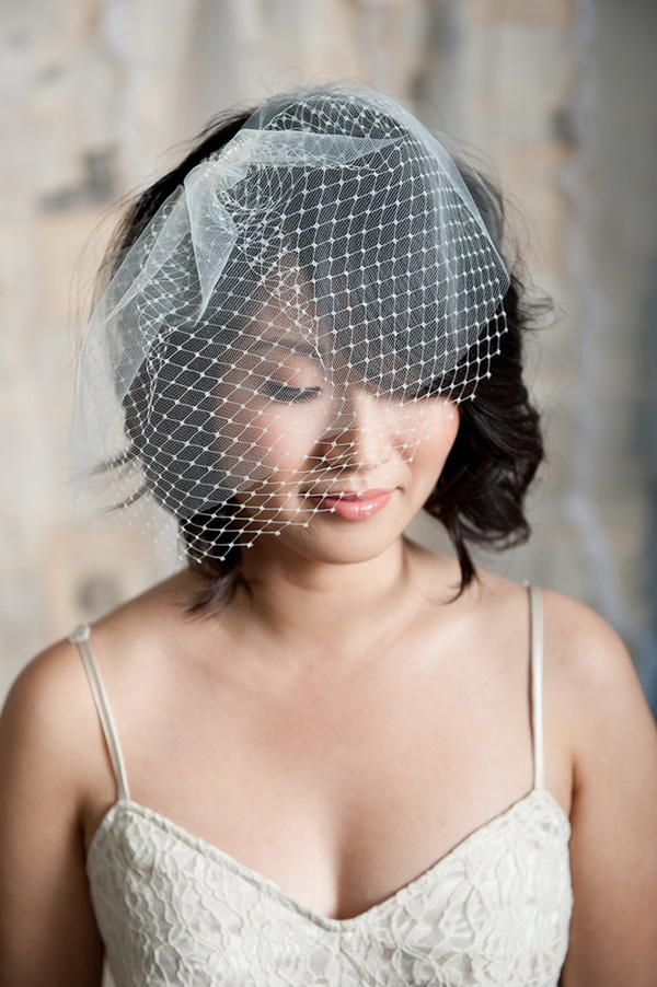 bridal, bridal veil, wedding veil, bridal accessories, accessorize the bride, bride, wedding, sheer veil, birdcage veil, netted veil
