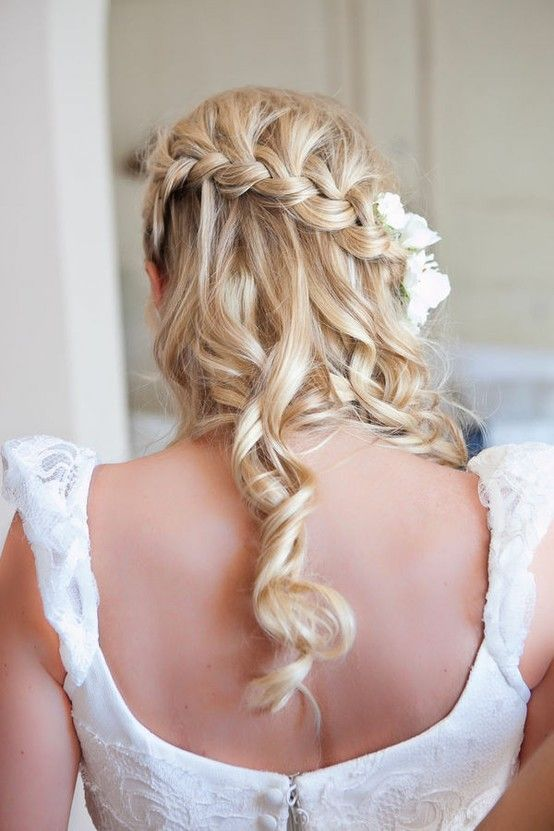 Bridal Braids: A collection of style inspiration and pinteresting ...