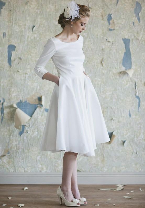 Style Spotlight: Wedding dresses with pockets!!! — Wedpics Blog
