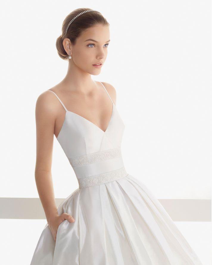 Style Spotlight Wedding Dresses With Pockets Wedpics Blog