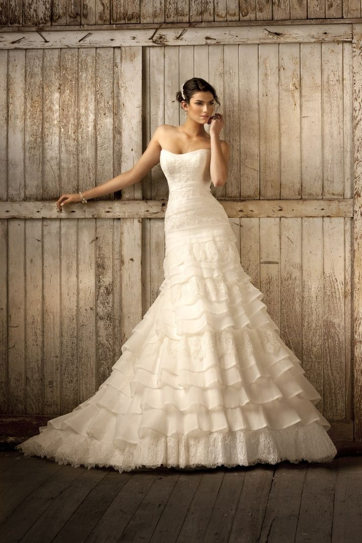Ways To Wear Wedding Trends, 2013 Bridal Trends, Wedding Trends, Wedding  Style ,