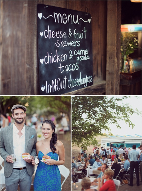 Delicious Alternative Wedding Day Eats Wedpics Blog