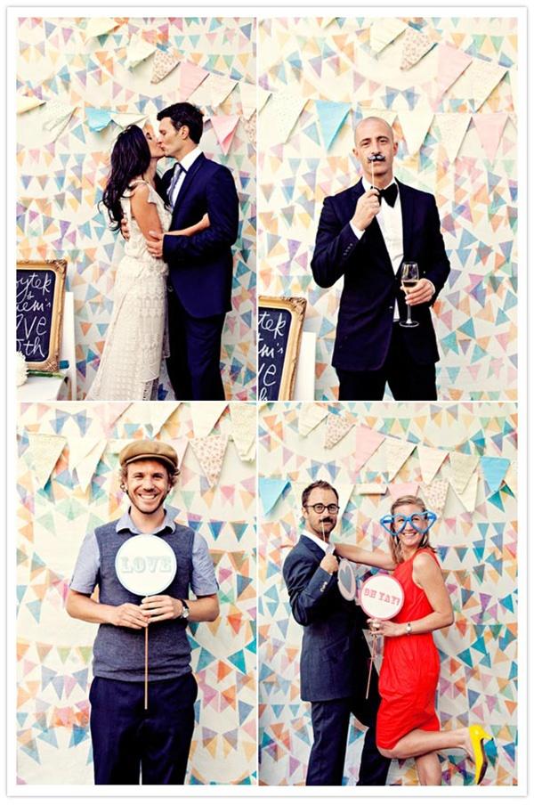 Diy Photo Booth Fun For Every Wedding Wedpics Blog