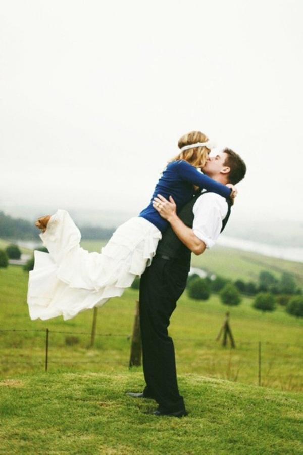 something blue, bridal traditions, wedding traditions, bride, groom, wedding, wedding inspiration, wedding dress, couple, blue cardigan