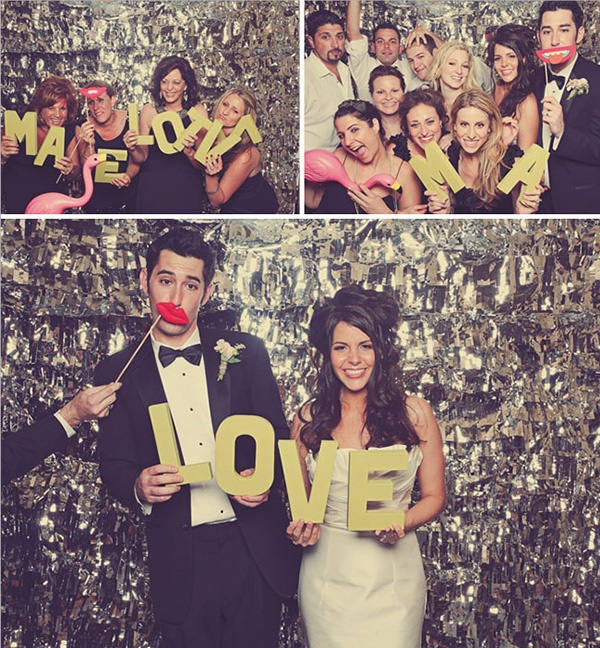 Diy Photo Booth Fun For Every Wedding Wedpics Blog