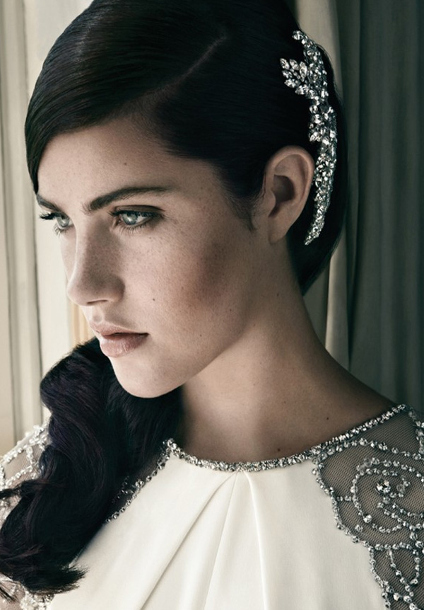 3 Stand Out Bridal Hair Accessory Styles For You To Fall In Love