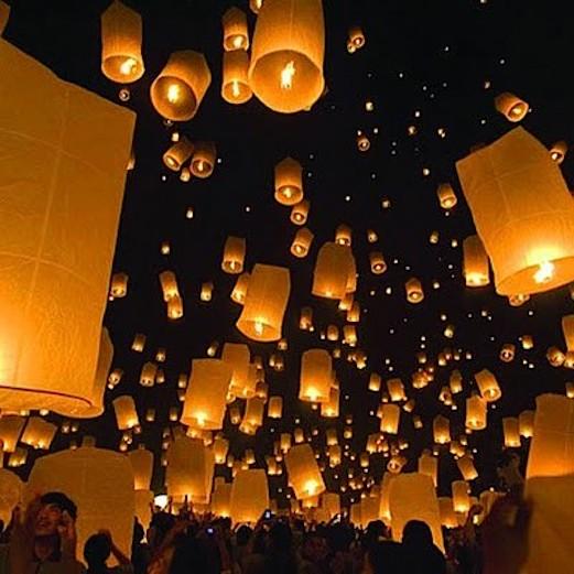 send off lighting, wedding lanterns, send off lanterns, wedding decor, wedding lighting, wedding lighting inspiration, Chinese lanterns