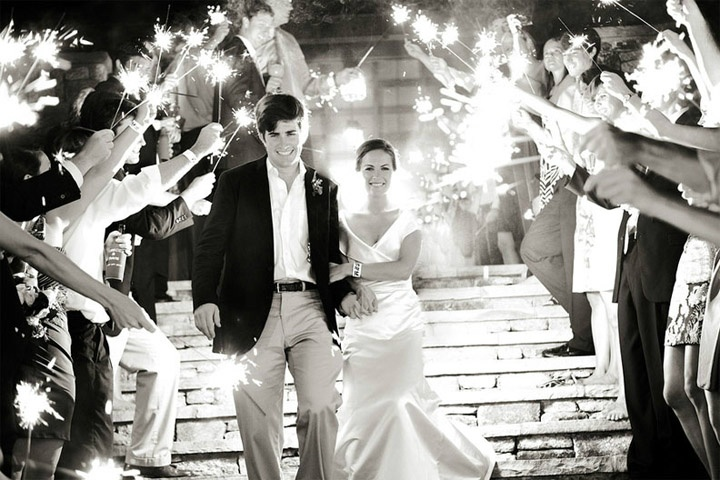 send off, wedding sparklers, sparklers, send off sparklers, wedding lighting, wedding look, wedding inspiration, lighting inspiration