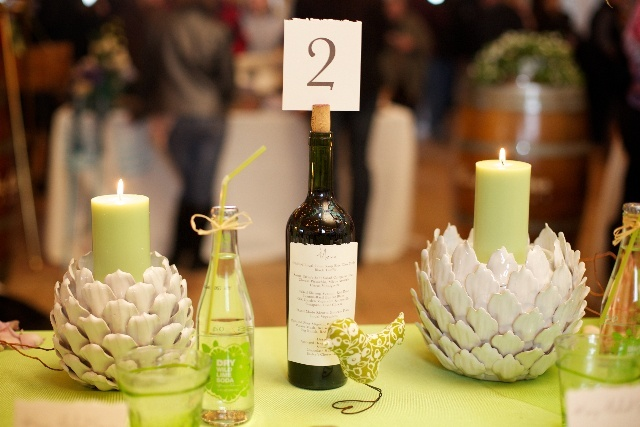 40 Wine Bottle Centerpieces To DIY For Your Wedding Wedpics Blog Delectable Decorating Wine Bottles For Weddings