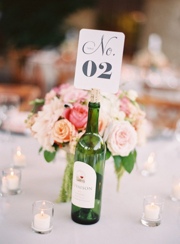 7 Wine Bottle Centerpieces To Diy For Your Wedding Wedpics Blog