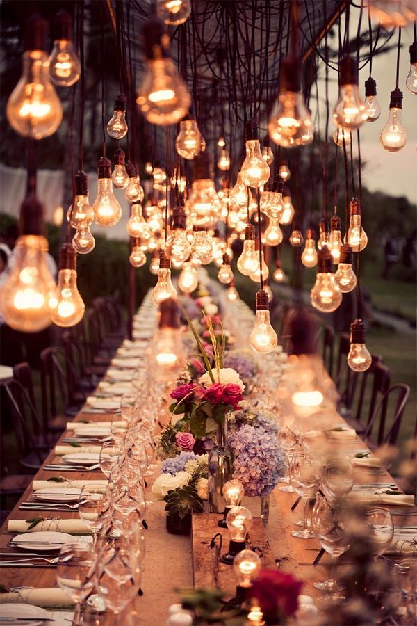 Wedding ambiance cool lighting inspiration that will leave you wedding lighting sphere lighting bulb lighting orb lighting outdoor wedding lighting junglespirit Choice Image