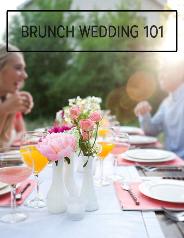 The Best New Wedding Trend Brunch Weddings Wedpics Blog