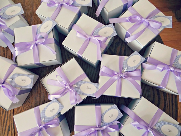 Wedding Advice 5 Reasons To Diy Your Wedding Favors Wedpics Blog