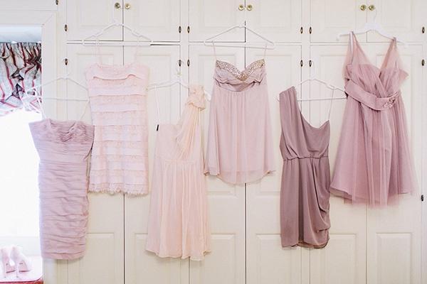 wedding, wedding photography, wedding inspiration, wedding ideas, bridesmaid dresses, pink bridesmaid dresses, mismatched bridesmaid dresses