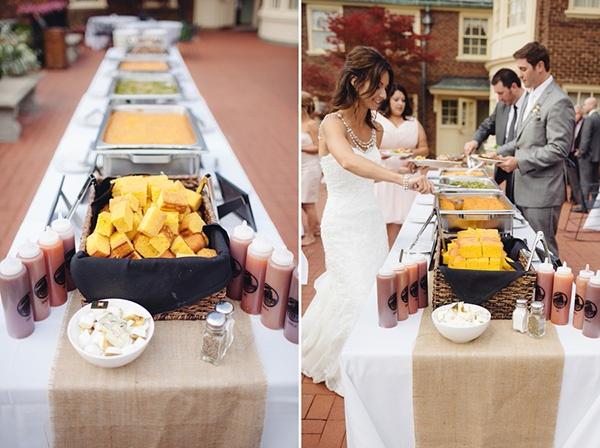 wedding, wedding photography, wedding inspiration, wedding ideas, wedding reception, reception decor, wedding decor, catering, wedding food