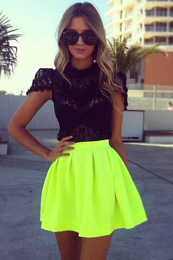 Резултат со слика за photos women  neon colors wear