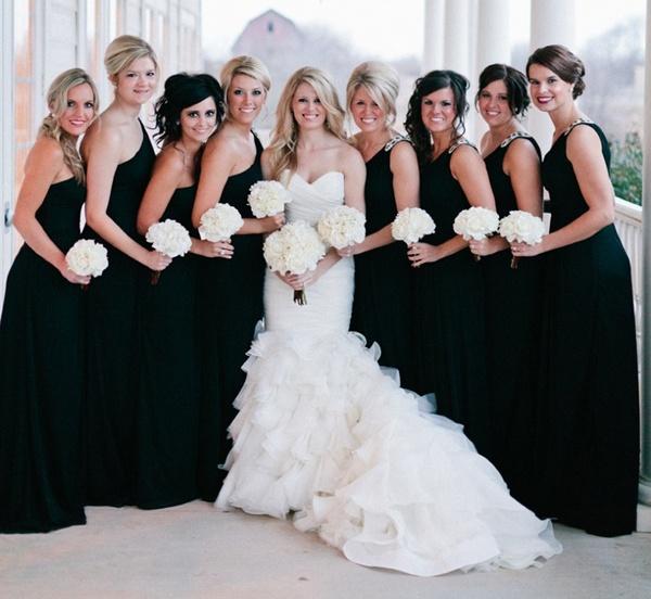 450c05540 bridesmaids in black, bridesmaids black dresses, bridesmaids little black  dress, black bridesmaids dresses, black bridesmaids clothing, bridesmaids  dress ...