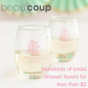 Hundreds of Bridal Shower Favors for less than $2 (1)