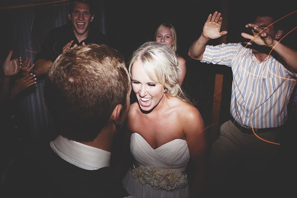 wedding reception dance photography