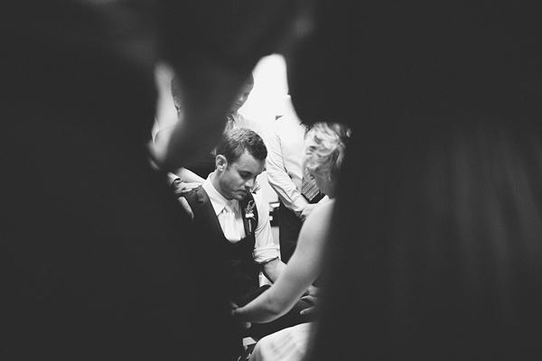 before wedding prayer photo