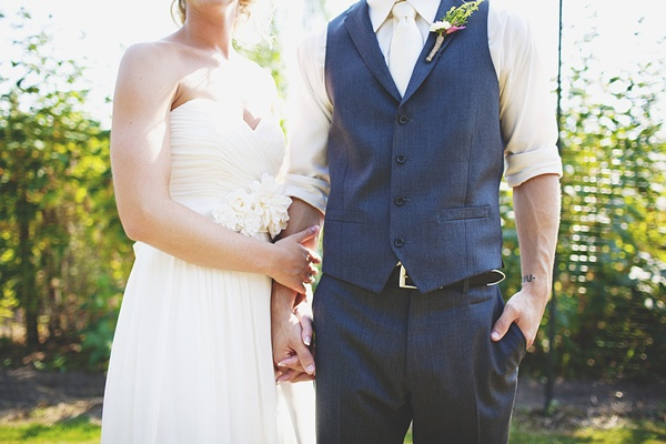 bride groom style