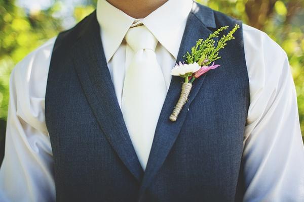 groom boutounierre