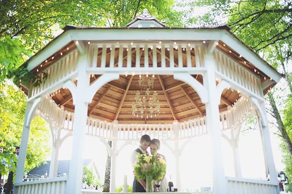 special wedding ceremony gazebo