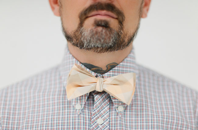 wedding bow tie