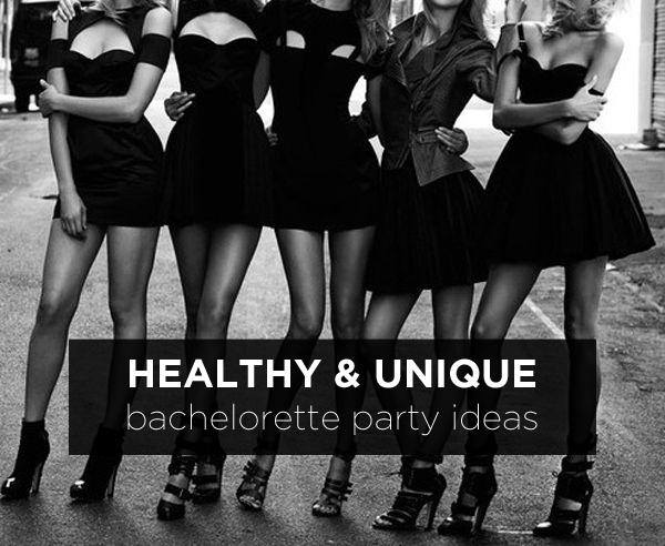 Healthy Bachelorette Party Ideas For The Active Bride
