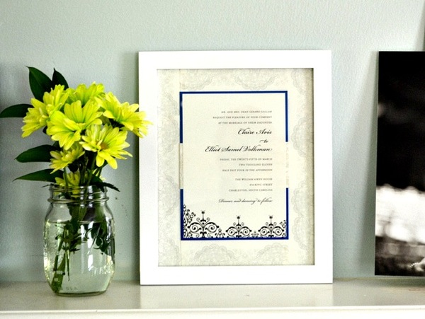 5 ways to save a piece of your wedding for years to come! — Wedpics Blog