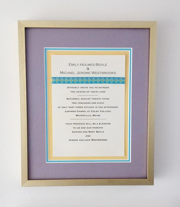 unique wedding keepsakes