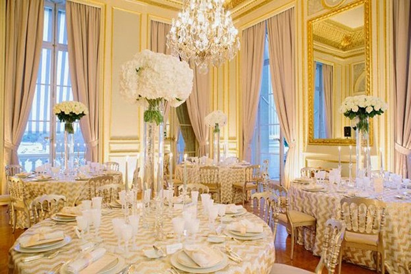 Circle Seating Arrangement For Beach Wedding: Wedding Reception Seating Arrangements: Pros And Cons For