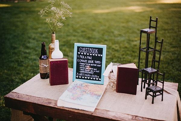 romantic california ranch wedding