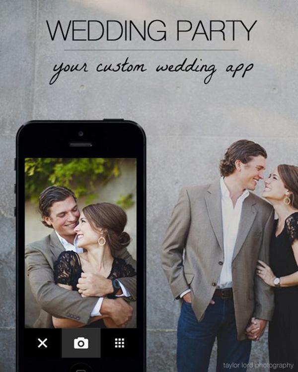 tech to plan your wedding